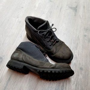 Timberland Steel Toe Work Boots. Great Con…